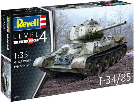 Revell T-34/85 1:35