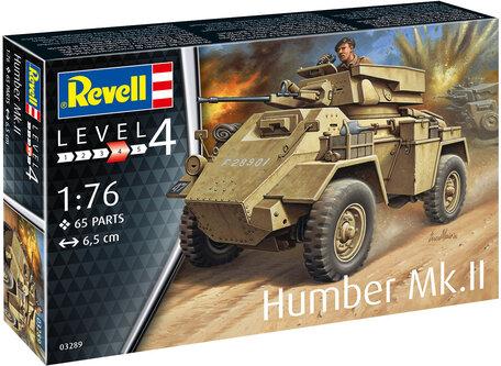 Revell Humber Mk.II 1:76