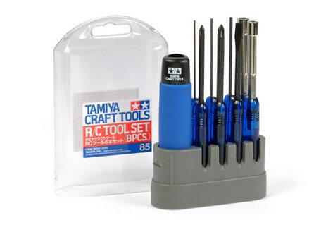 Gereedschap Set - Craft Tools (Tamiya)