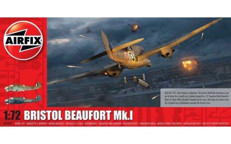 Airfix Bristol Beaufort Mk.1 1:72