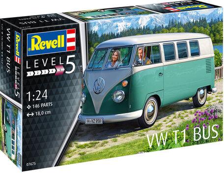Revell VW T1 Bus 1:24
