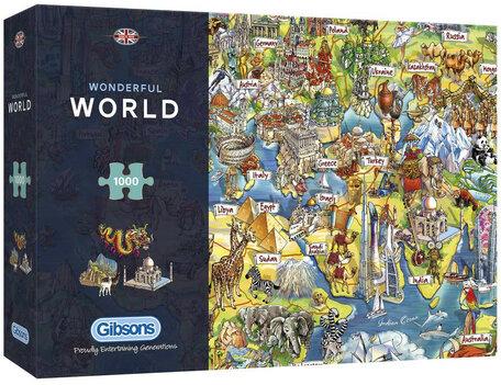 Gibsons Wonderful World (1000)