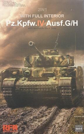 RFM Pz.Kpfw.IV Ausf. G/H 1:35