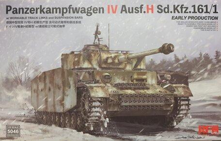 RFM Pz.Kpfw.IV Ausf.H Sd.Kfz.161/1 1:35