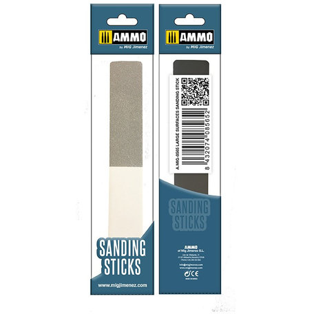 AMMO Mig Large Surface Sanding Stick