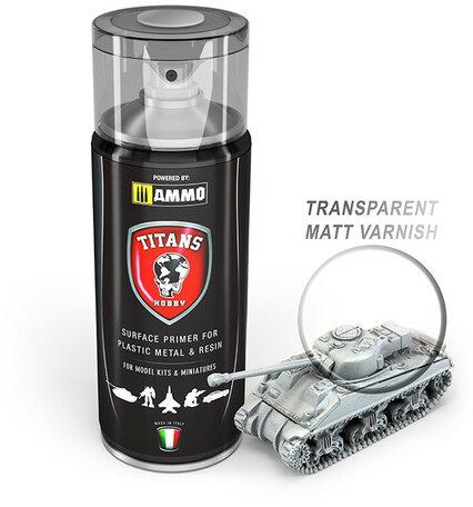 AMMO Mig Mat Vernis Spray