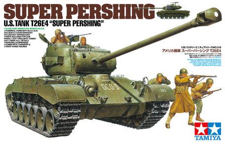 Tamiya U.S. Tank T26E4 Super Pershing 1:35