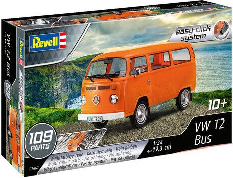 Revell VW T2 Bus 1:24