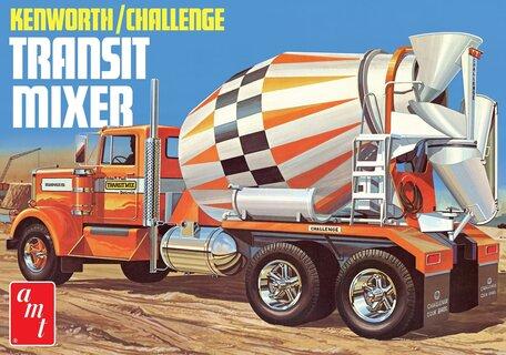 AMT Kenworth Cement Mixer 1:25