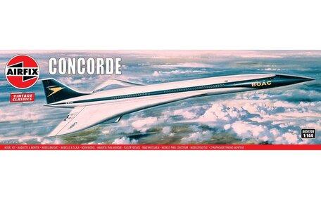 Airfix Concorde 1:144