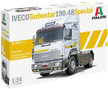 Italeri Iveco Turbostar 190.48 Special 1:24
