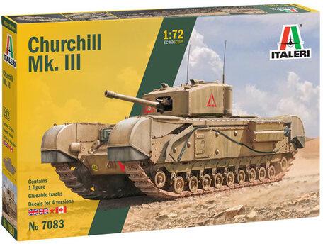 Italeri Churchill Mk. III 1:72