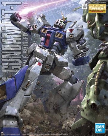 MG 1/100: RX-78NT-1 Gundam NT-1 Ver.2.0
