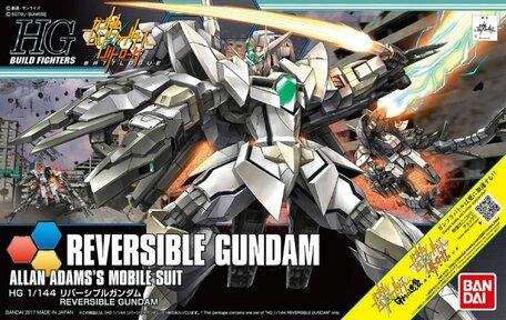 HG 1/144: Reversible Gundam