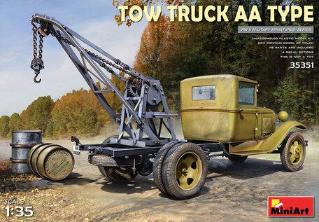 MiniArt Tow Truck AA Type 1:35