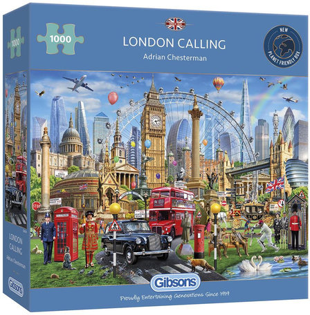 Gibsons London Calling (1000)