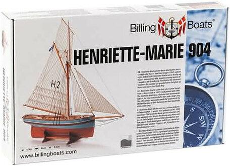 Billing Boats Henriette-Marie 1:50