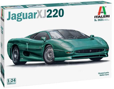 Italeri Jaguar XJ 220 1:24