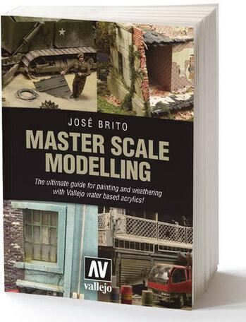 Vallejo Master Scale Modelling Boek