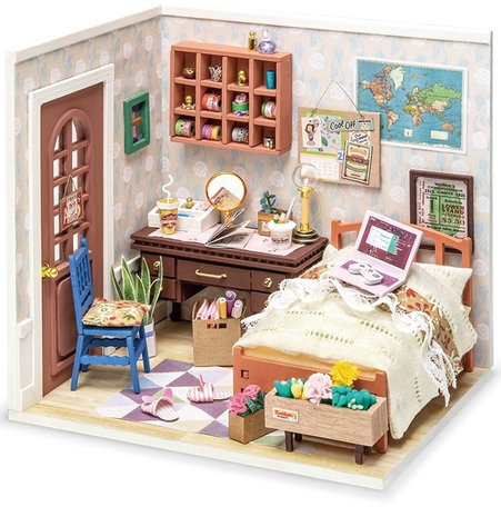 Robotime Anne's Bedroom