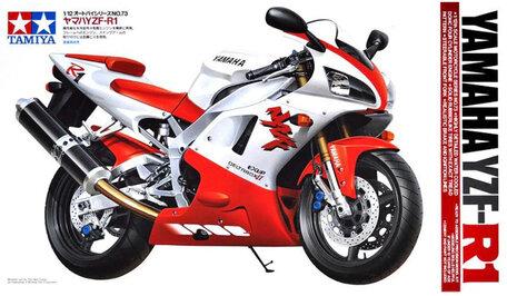 Tamiya Yamaha YZF R1 1:12