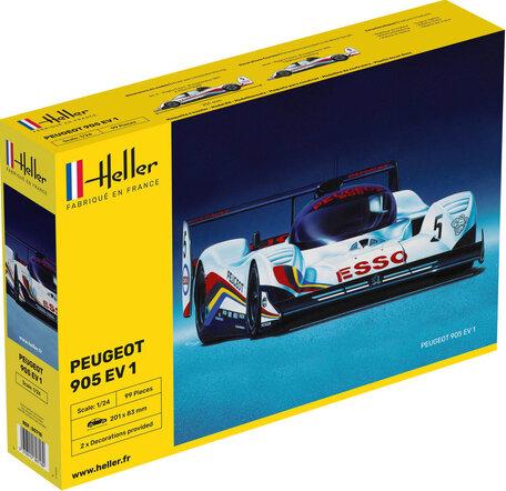 Heller Peugeot 905 EV 1 1:24