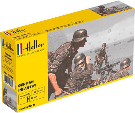 Heller German Infantry 1:72