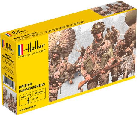Heller British Paratroopers 1:72