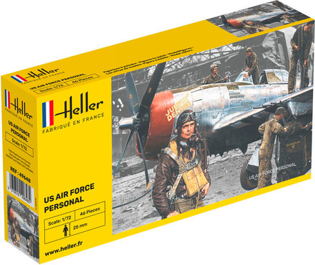 Heller US Air Force Personal 1:72