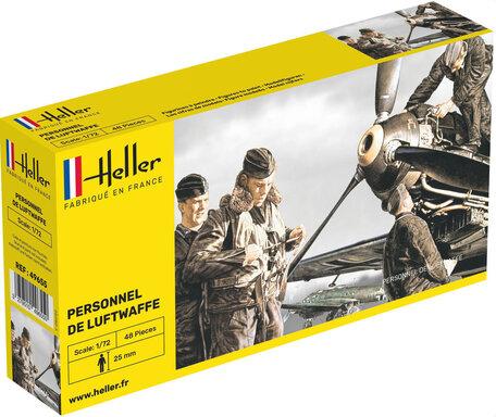 Heller German Luftwaffe Personnel 1:72
