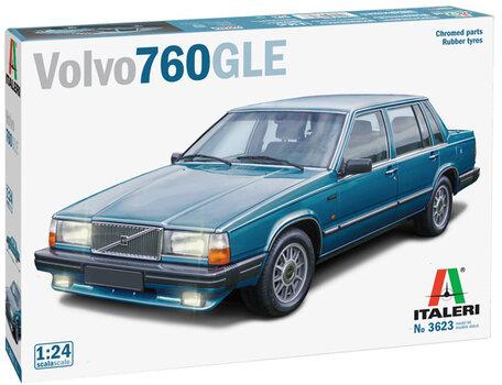 Italeri Volvo 760 GLE 1:24