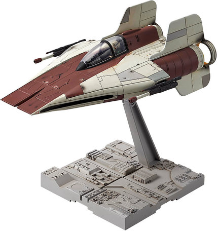 Revell Bandai A-Wing Starfighter 1:72