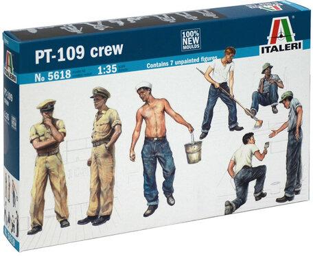 Italeri PT-109 Crew 1:35