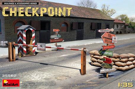 MiniArt Checkpoint 1:35