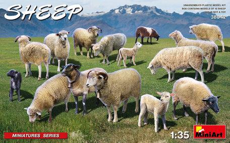 MiniArt Sheep 1:35