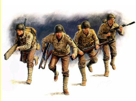 Master Box D-Day 1:35