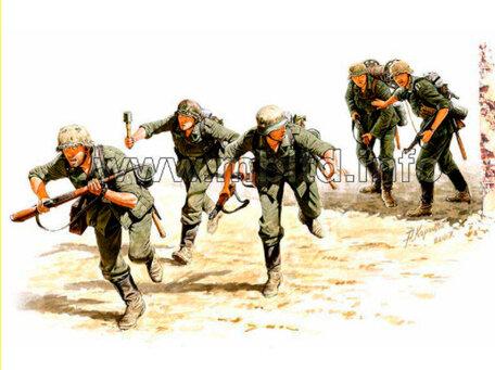 Master Box German Signals Personnel, Stalingrad 1:35