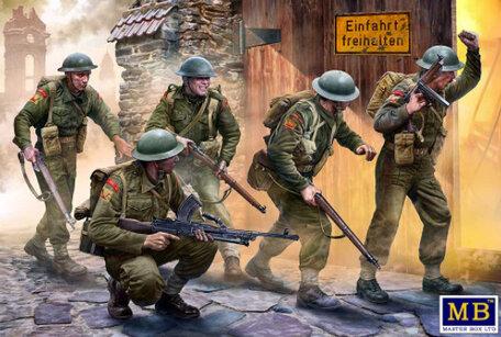 Master Box British Infantry, Western Europe 1:35