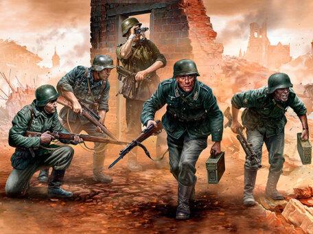 Master Box German Infantry 1:35