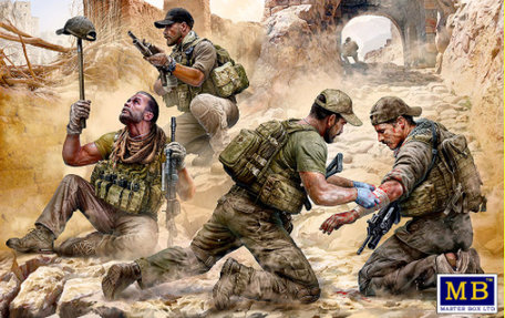Master Box Danger Close Special Operations Team 1:35