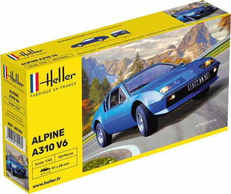 Heller Alpine A310 V6 1:43