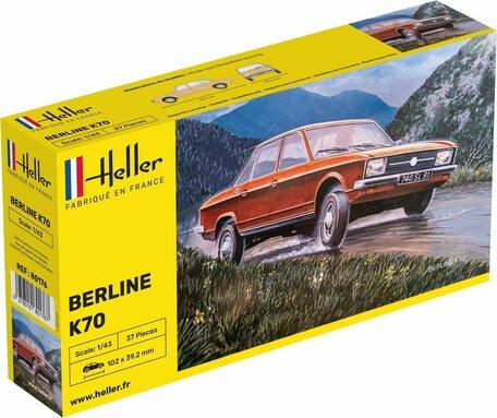 Heller Berline K70 1:43