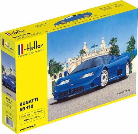 Heller Bugatti EB 110 1:24