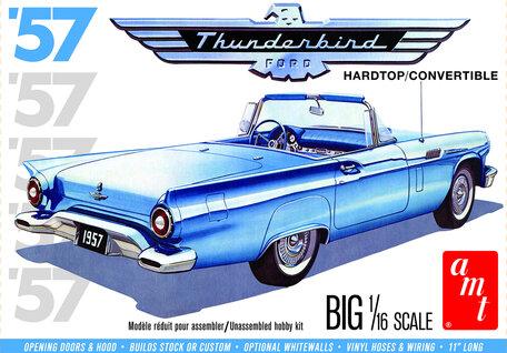 AMT Ford Thunderbird 1957 1:16