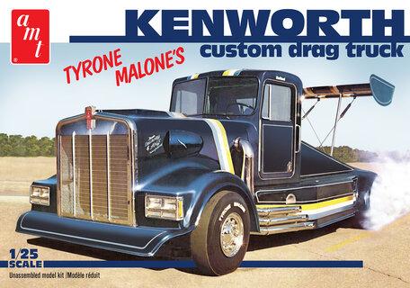 AMT Kenworth Custom Drag Truck (Tyrone Malone) 1:25