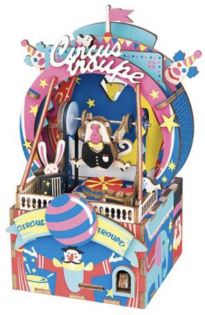 Robotime Amusement Park