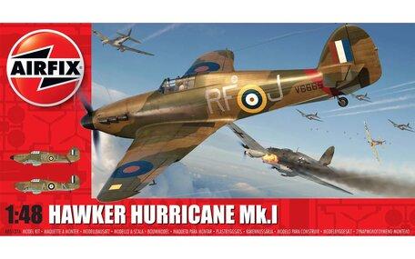 Airfix Hawker Hurricane Mk.1 1:48