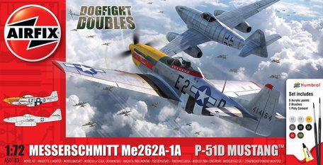 Airfix Dogfight Double 1:72