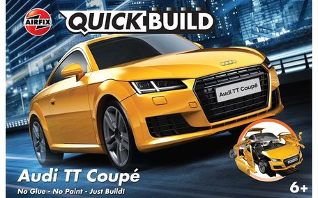 Airfix QuickBuild Audi TT Coupe