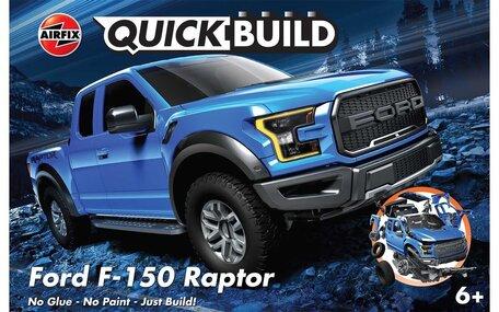 Airfix QuickBuild Ford F-150 Raptor